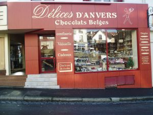 Chocolatier à Henebont
